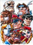 Street Fighter part 2