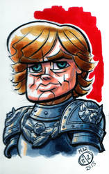 Tyrion Lannister by Chad73