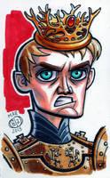 King Joffrey Baratheon by Chad73