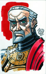 Lord Tywin Lannister by Chad73