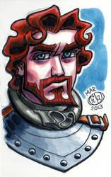 Robb Stark by Chad73