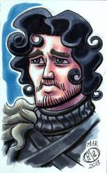 Jon Snow by Chad73