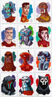 Knights of the Old Republic by Chad73