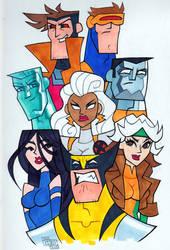 X-Men Children Of The Atom by Chad73