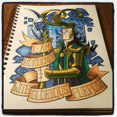 Loki by Chad73