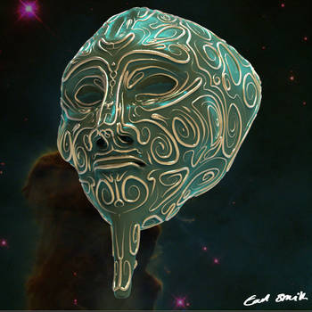 Astral Mask by ZenAdAstra