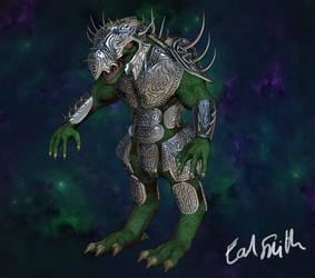 Quachar Warrior 1