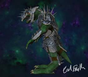 Quachar Warrior 2