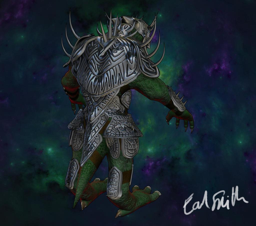 Quachar Warrior 3