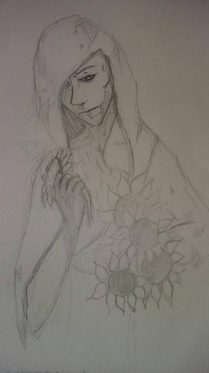 Blooming Flowers WIP by roberta3