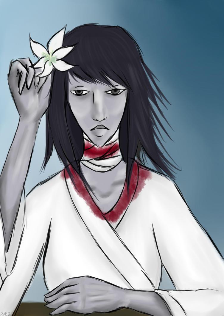 Kyoko Hanabusa by roberta3