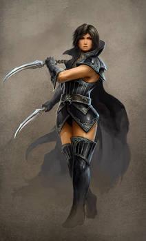 Dagger Lady