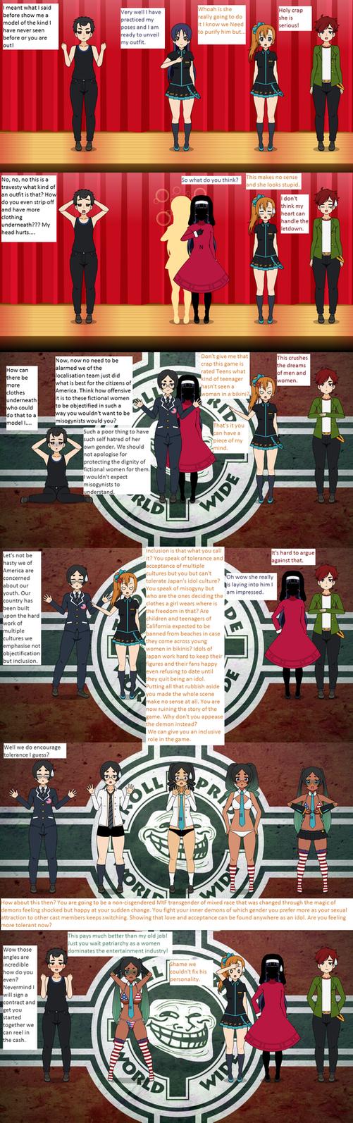 Tokyo Censorship Lessons (TG) by fetishgirl0602