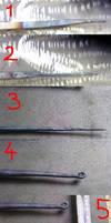 Fibel progress clasp brooch fibula