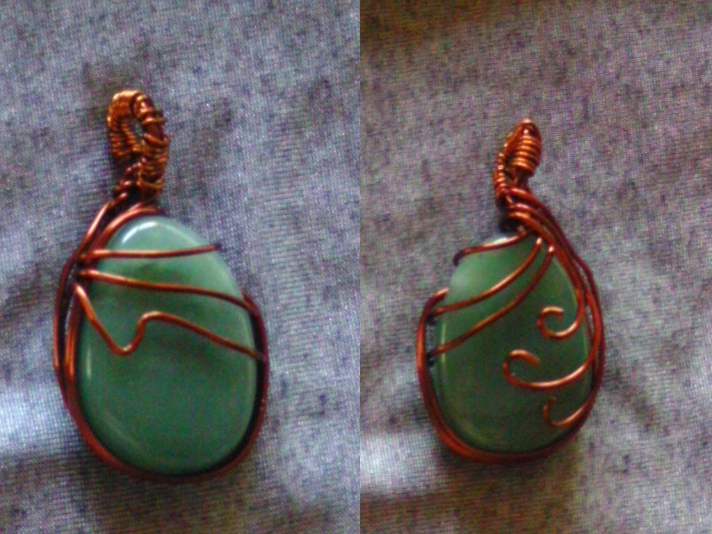 How to Wire Wrap Stones