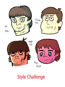 Style Challenge Part One