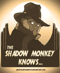 The Shadow Reimagining - Sepia Version