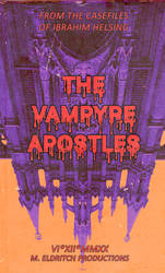 The Vampyre Apostles Title Card
