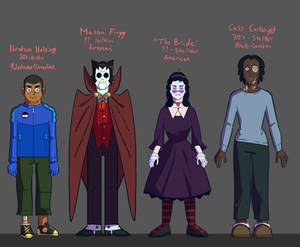 Vampyre Apostles Lineup Finalized