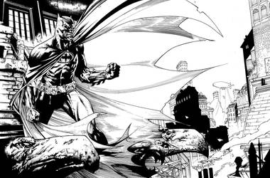 Batman commission by enzoacunzo