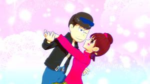 MMDxOsomatsu-San: KaraToto