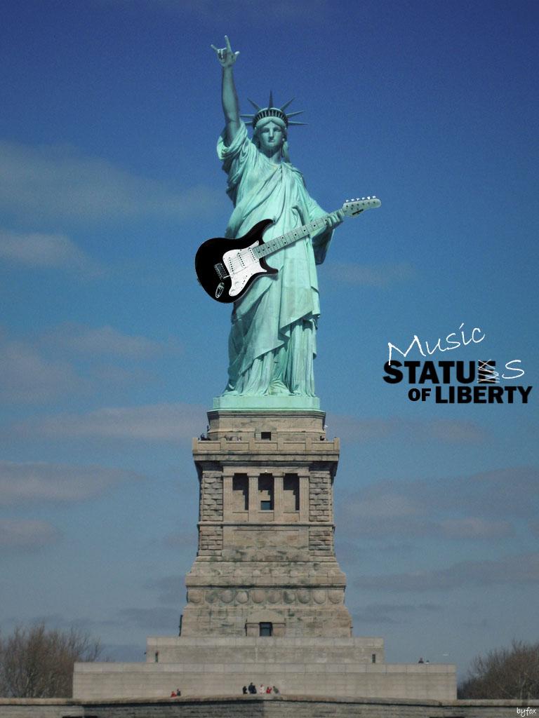 Status of Liberty by foxalex