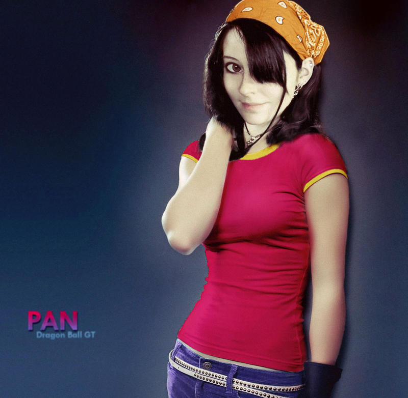Dragon Ball: Pan - Photo Actress