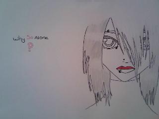 Who So Alone? by EmoRobotics