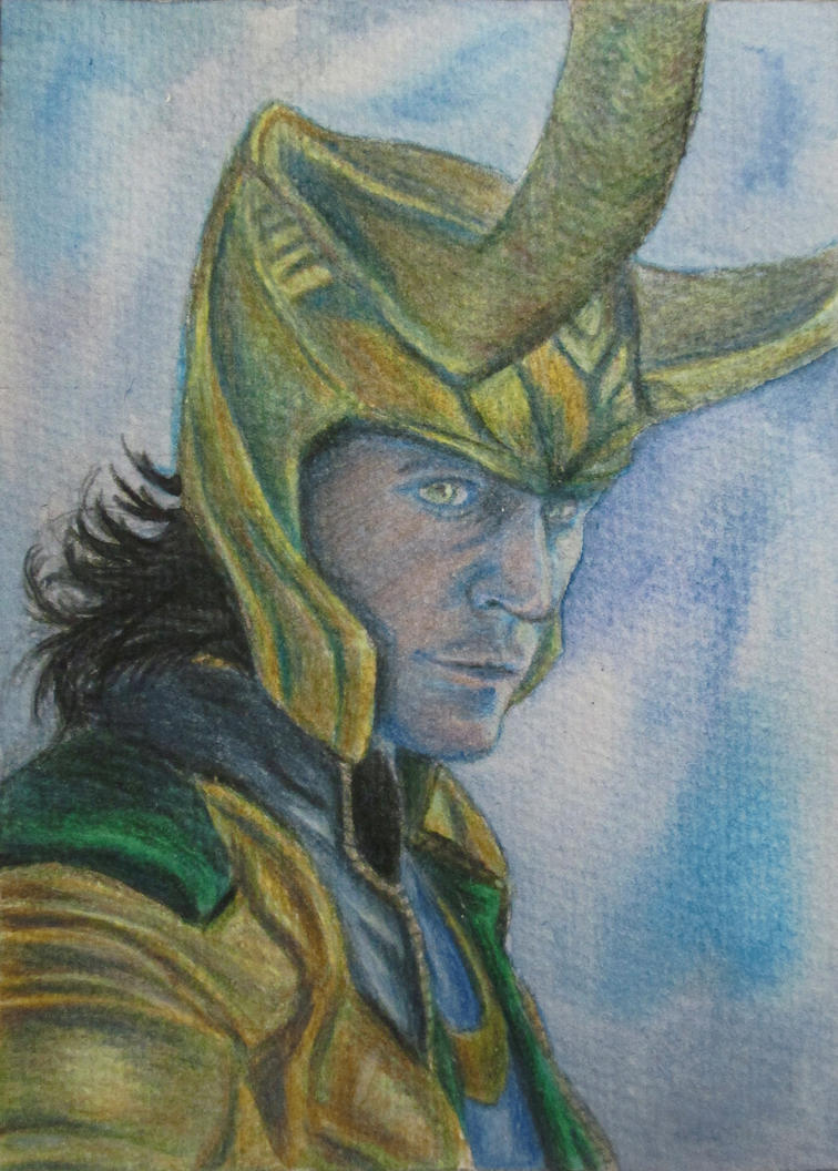 Loki by Sverdlilje