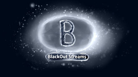 .:BlackOut Streams Logo:. by WuB4o896