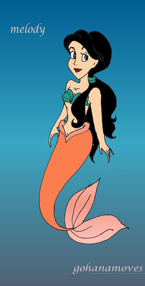 mermaid melody older by gohana