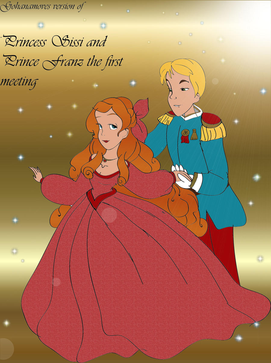 Princess sissi Kaiser Franz by gohana on DeviantArt