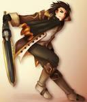 Tales of Xillia: Alvin
