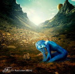 Alien - In a Peaceful World by Musicman30141