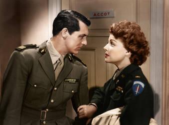 Cary Grant and Ann Sheridan (edited)
