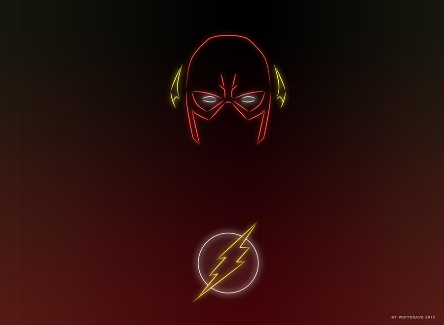 The Flash by WhiteRave