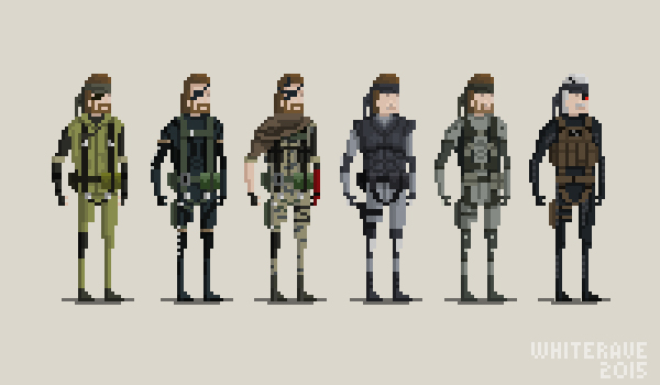 Evolution of Snakes by WhiteRave