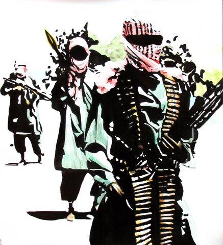 Al Shabaab I by WhyteKnyte