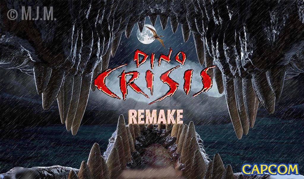 Dino Crisis Remake by Marie-Jill-Maeuschen on DeviantArt