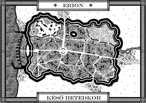 Map of Erion