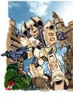 EZ-8 Gundam thing...