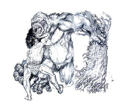 Gorilla Sumo