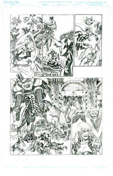 Wildcats sample page 2