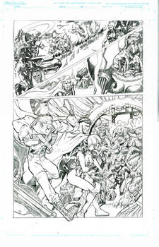 Wildcats sample page 3