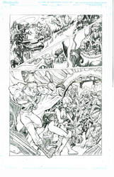 Wildcats sample page 3 by JohnsDead