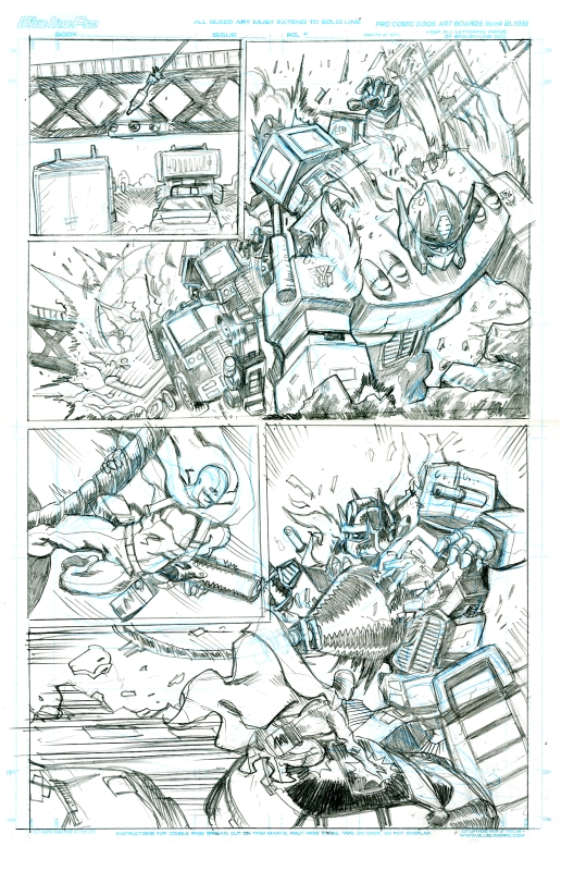 Nemesis Vs. Prime 2 by JohnsDead