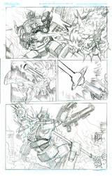 Nemesis Vs. Prime 3 by JohnsDead