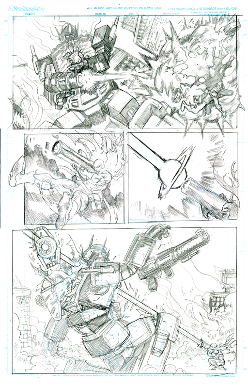 Nemesis Vs. Prime 3 by JohnsDead