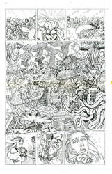 LAST DANCE page 2 pencils by JohnsDead