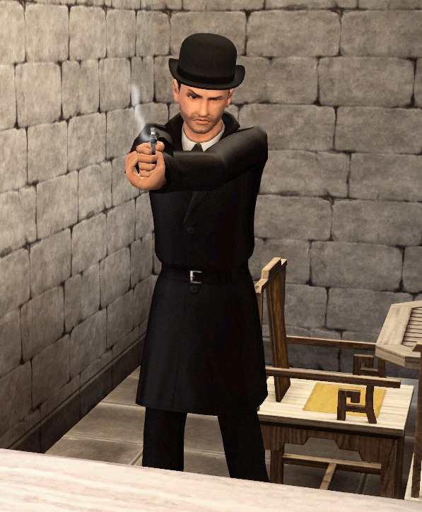 They call him...Black Rat by BulldozerIvan